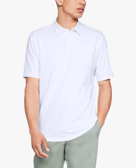 Herren Charged Cotton® Scramble Poloshirt
