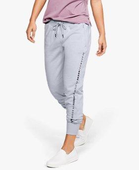 Pantalón de polar UA MicroThread para Mujer