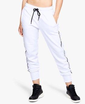 Women's UA Microthread Fleece Pants