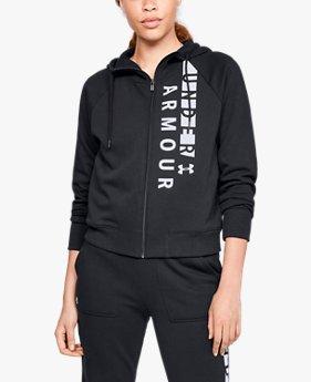 Women's UA Rival Fleece Full Zip Hoodie