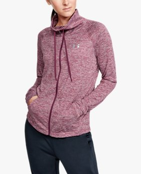 Women's UA Tech™ Twist Full Zip
