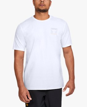 남성 UA x 프로젝트 락 티셔츠