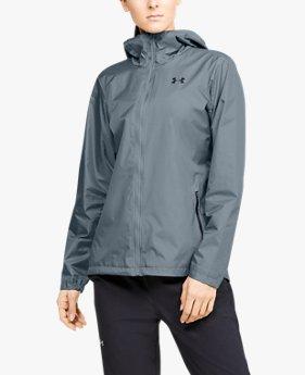 Women's UA Forefront Rain Jacket