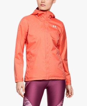 여성 UA 포프런트 레인 재킷