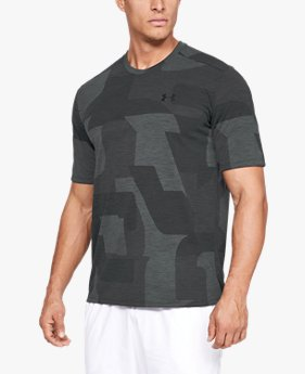 Camiseta de Manga Curta UA Siro Print Masculina
