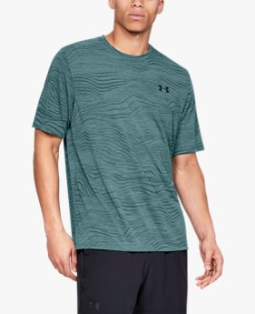 Men's UA Siro Print Short Sleeve