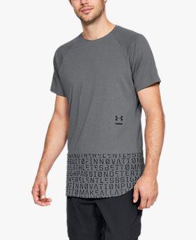 Kaus Lengan Pendek UA Perpetual Graphic untuk Pria