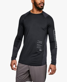 Men's UA MK-1 Graphic Long Sleeve Shirt