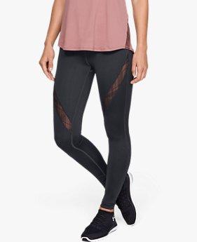Leggings con bordado UA Misty para mujer 438aa8c0ca6f