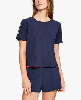 여성 UA 스포츠웨어 다운타운 티셔츠