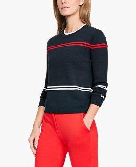여성 UAS 스웨터 크루