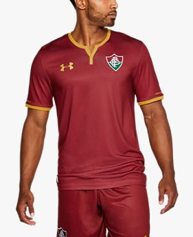 Fluminense  Shorts e Camisa Fluminense Under Armour  c60179eb371cb