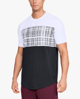 Camiseta UA Sportstyle Coded Masculina