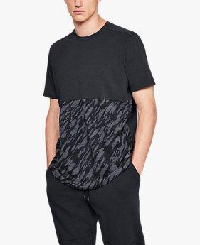 Camiseta UA Sportstyle Camo Block Masculina