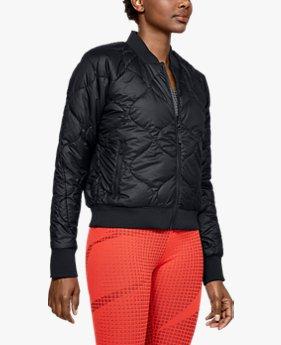 여성 ColdGear® 리액터 보머 재킷
