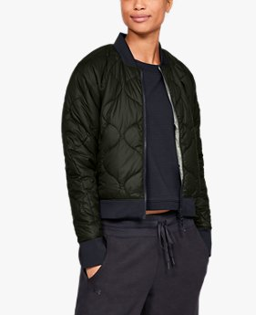 Women's ColdGear® Reactor Bomber Jacket