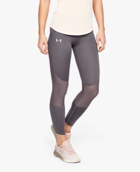 Women's UA Speedpocket Run Crop