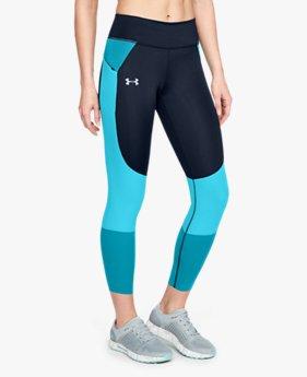 Pantalón al Tobillo UA Speedpocket Run para Mujer 037136b3d569