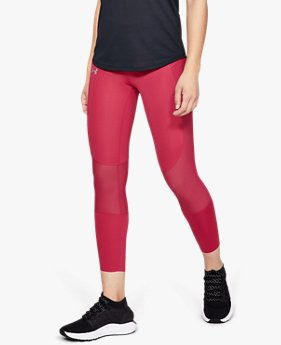 Crop UA Speedpocket Run para Mujer