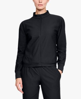 여성 UA 애슬릿 리커버리 밸런스 트랙 재킷