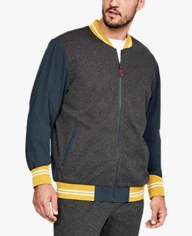 남성 UAS 보머 재킷