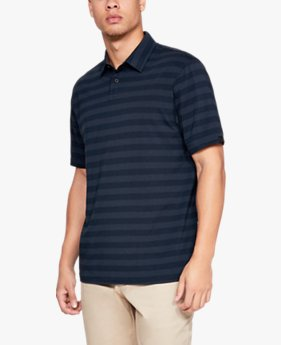 Polera polo Charged Cotton® Scramble Stripe para Hombre