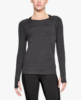 Women's UA Vanish Seamless Spacedye Long Sleeve