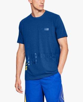 Erkek SC30 ICDAT Kısa Kollu Tişört