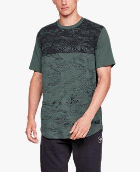Erkek SC30 Camo Printed Tişört
