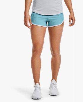Women's UA Speedpocket Shorts