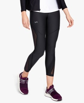 Women's UA Vanish Pleated Leggings