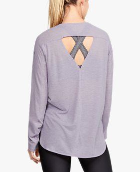 Women's UA Breathe Long Sleeve