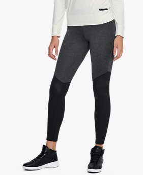 Calça Legging Lifestyle Feminina Under Armour Unstoppable Ribbed