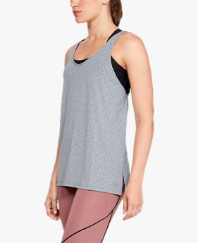 Regata de Treino Feminina Under Armour Misty Burnout