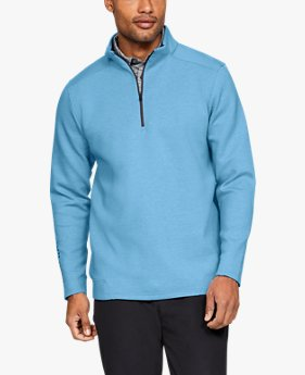 Men's UA Storm Playoff ½ Zip