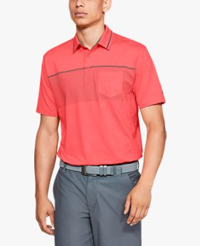 Polera Polo UA Playoff Pocket para Hombre