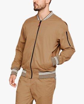 남성 UAS 트윌 보머 재킷