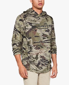 Men's UA Tech™ Terry Camo  Hoodie