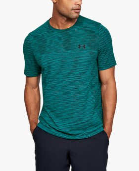 Camiseta de Treino Manga Curta Masculina Under Armour Vanish Seamless