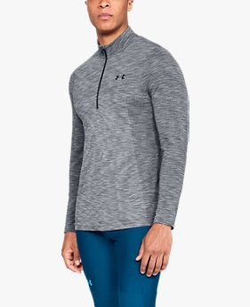 Herentrui UA Vanish Seamless 1/2 Zip