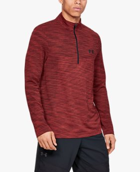 Men's UA Vanish Seamless ½ Zip