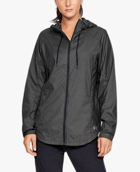 Women's UA Windbreaker