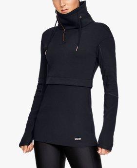 여성 UA LA 반스코 스웨터