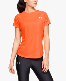 Camiseta de Corrida Feminina Under Armour Speed Stride