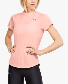 Women's UA Speed Stride Short Sleeve