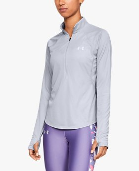 Women's UA Speed Stride ½ Zip