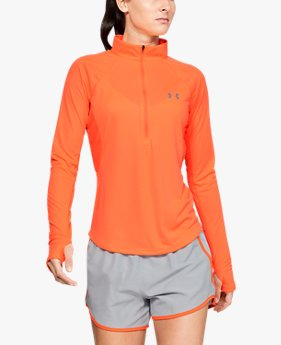 Women's UA Speed Stride ½-Zip