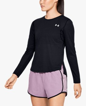 Women's UA Streaker Long Sleeve