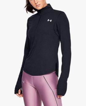 Women's UA Streaker ½ Zip