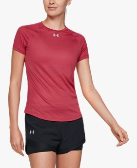 Women's UA Qualifier HexDelta Short Sleeve